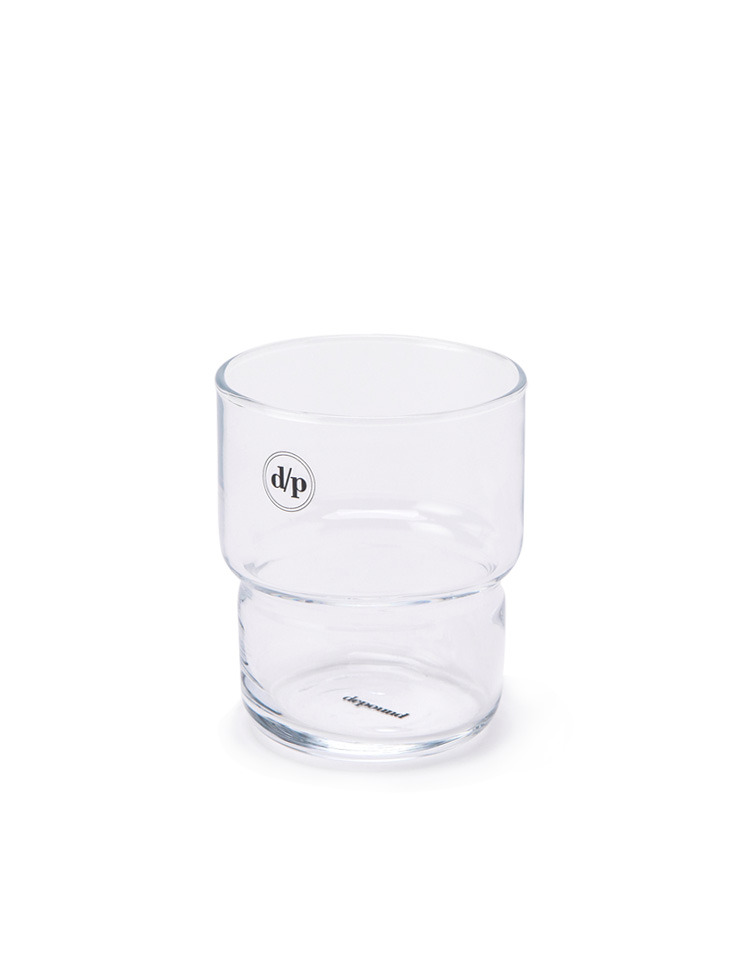 [homepage exclusive]d/p logo mini glass