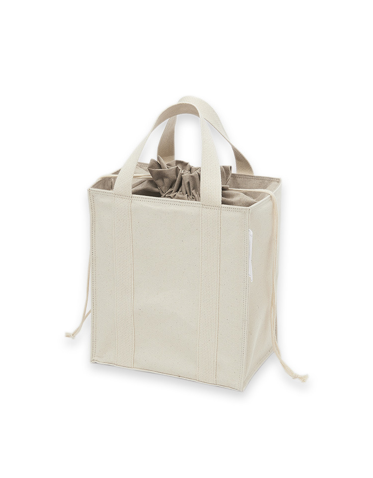 lunch bag (ivory)