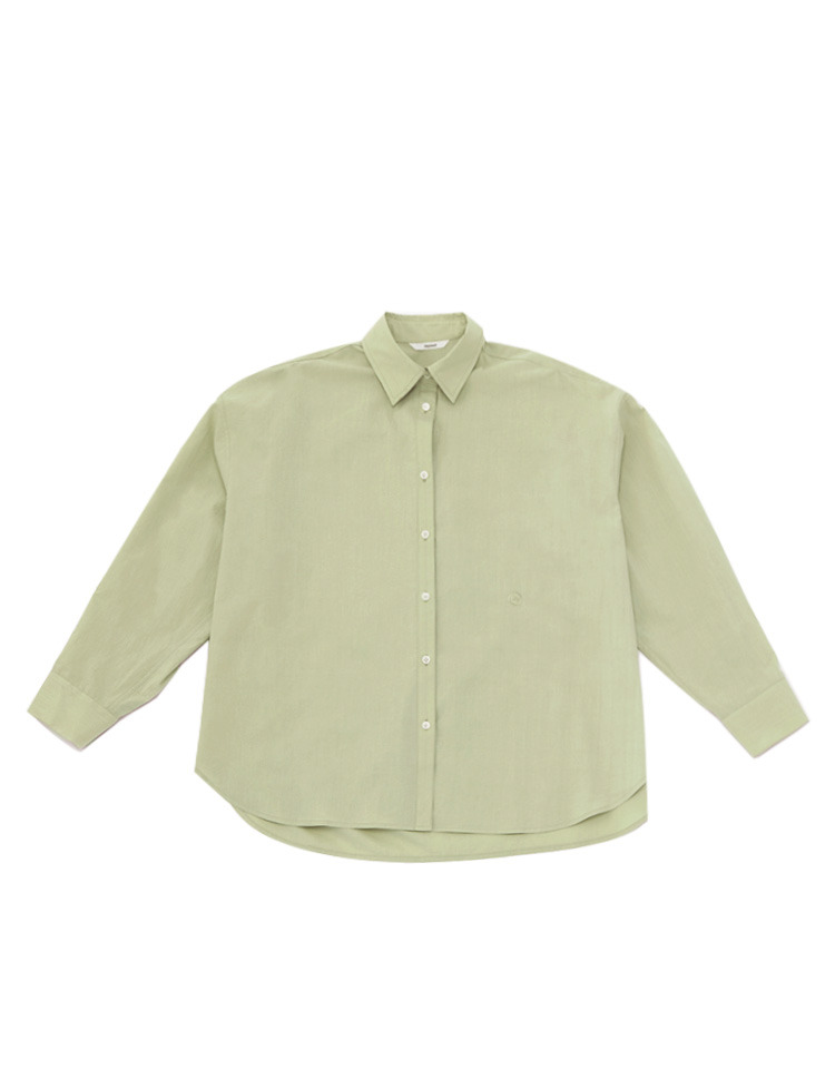 oversized shirts (mint)