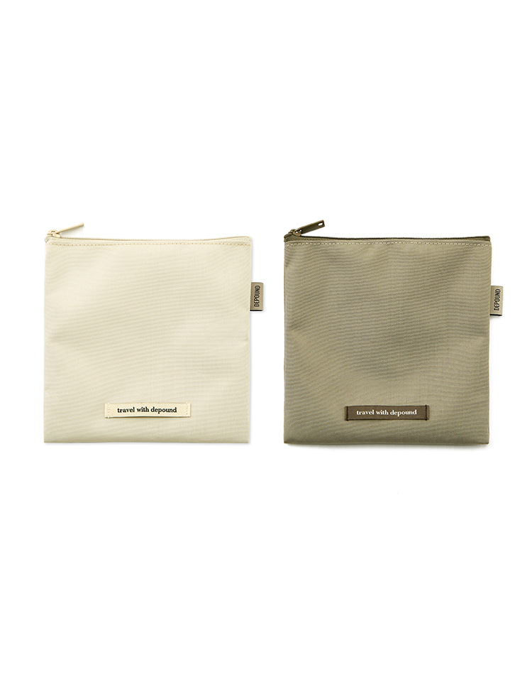 [homepage exclusive]square pouch (M)