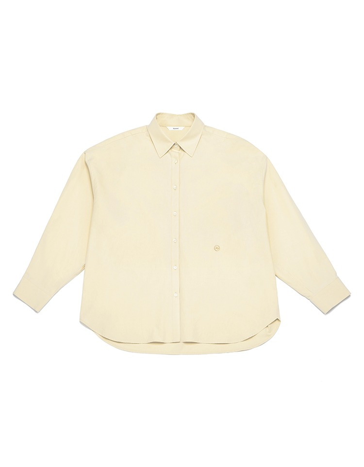 oversized shirts (cream)