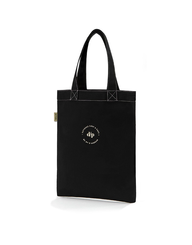 [BE MY D] stitch bag B type (S) - black