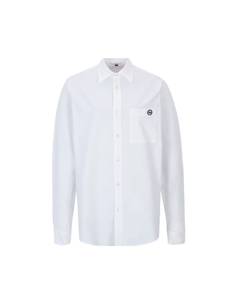 standard pocket shirts (white)